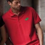 Short Sleeve Mike Polo Shirt