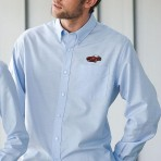 Long Sleeve Easy Care Oxford Shirt