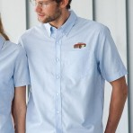 Short Sleeve Easy Care Oxford Shirt