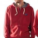 Zip Hooded Sweatshirt Vintage