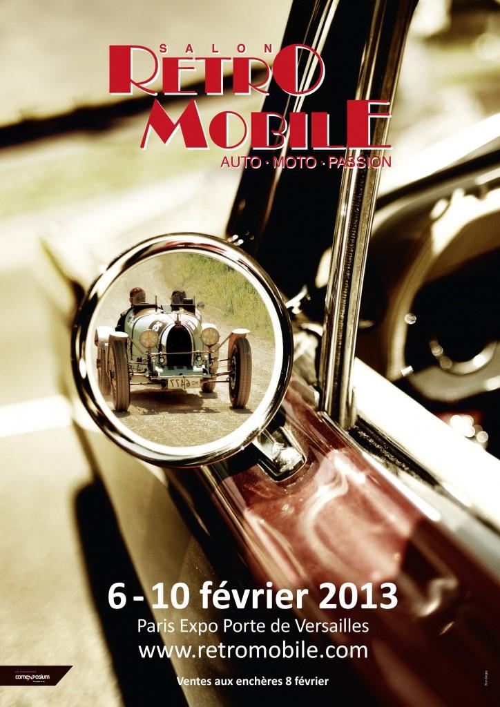 RETRO MOBILE 2013
