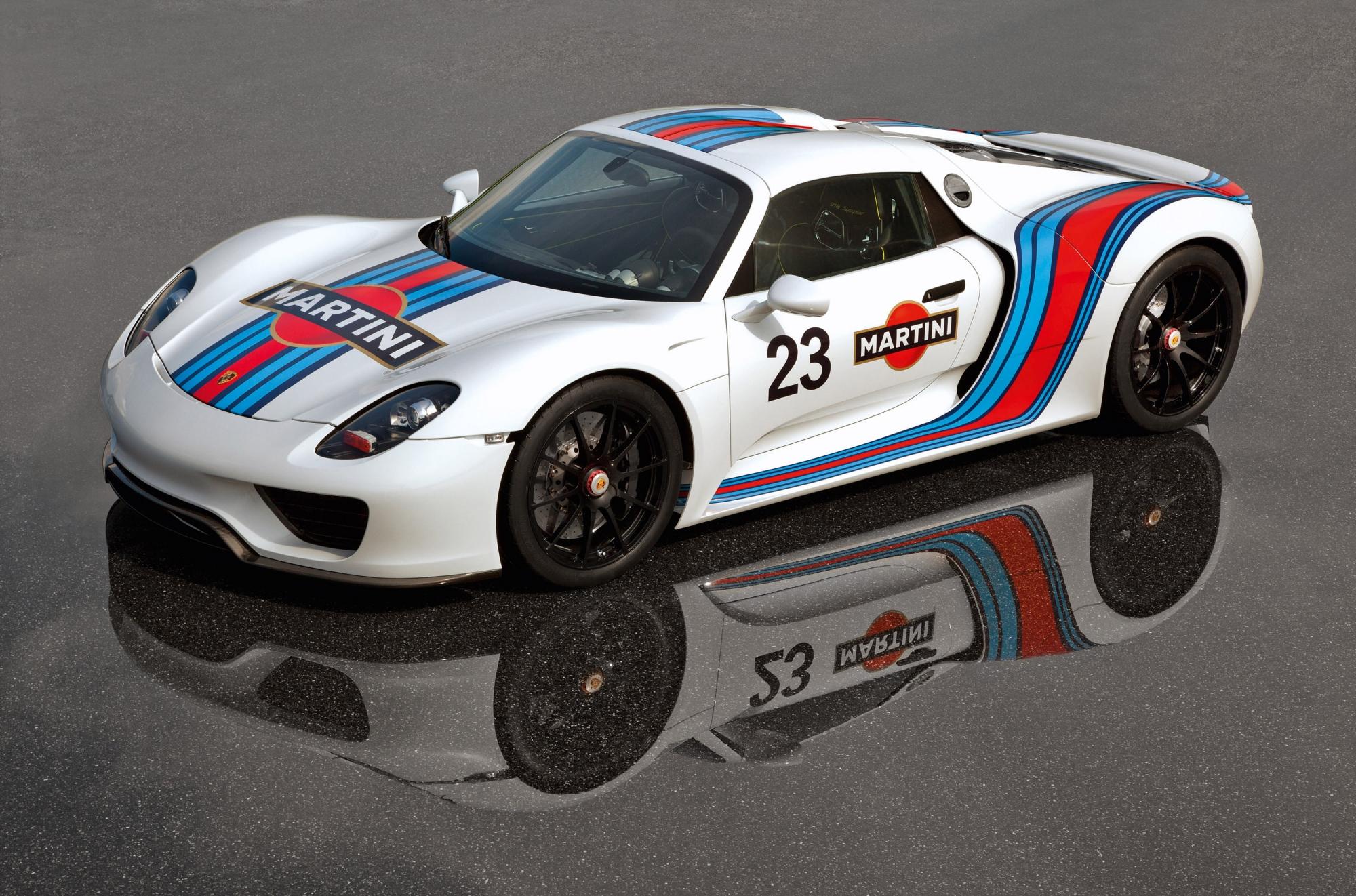 Porsche 918 Rsr Martini Embroidery Speed Boutique