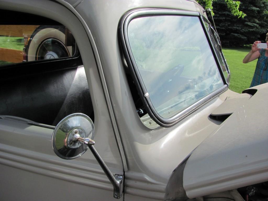 Ford truck 1938 V8 AC