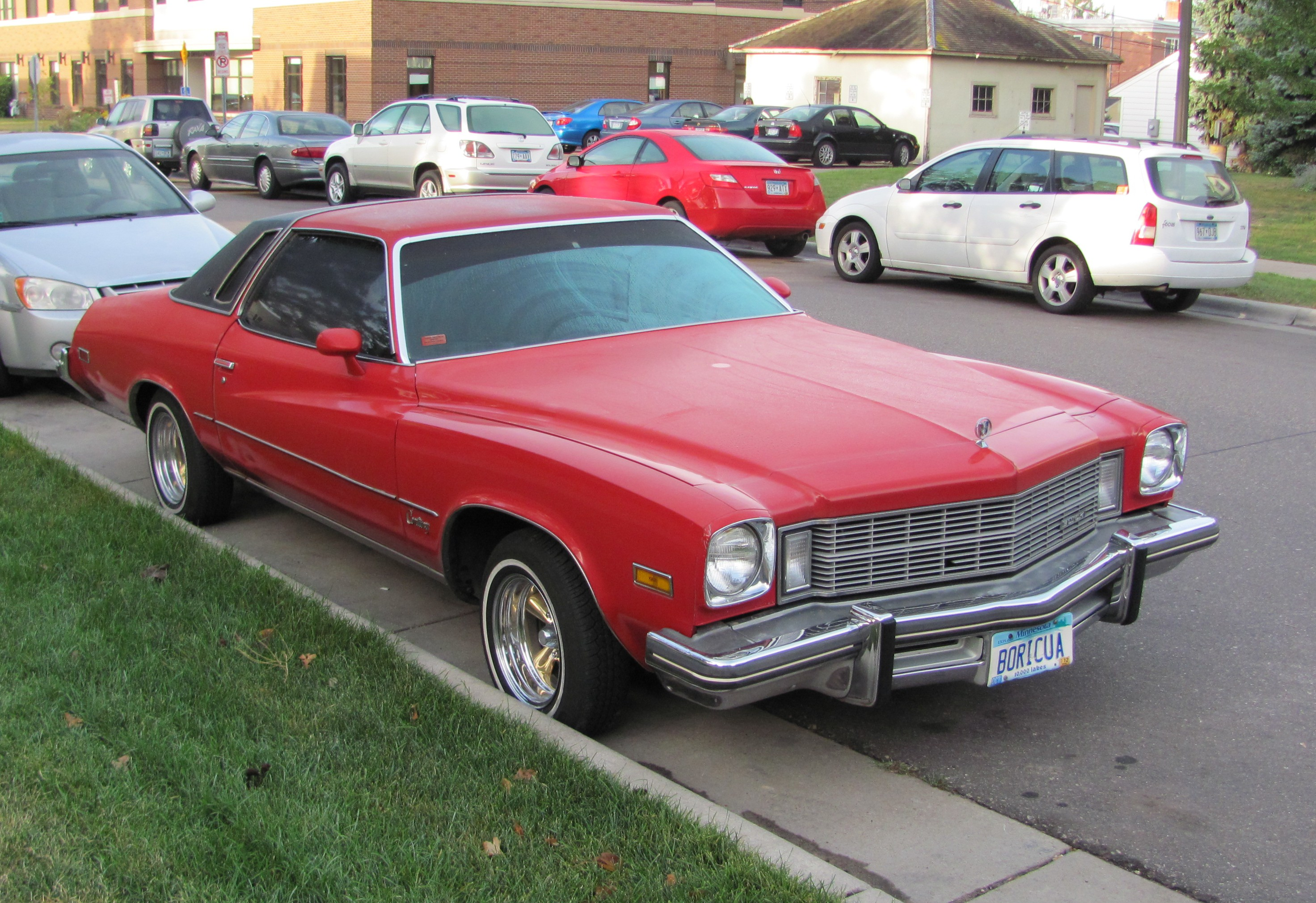 Buick Century 1975 Speed Boutique