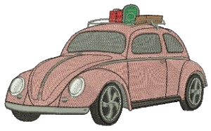 Embroidery Bug