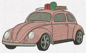 Embroidery Bug